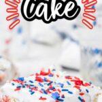 Pinterest 600 x 1200 - red white and blue jello poke cake