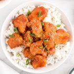 firecracker chicken featured image