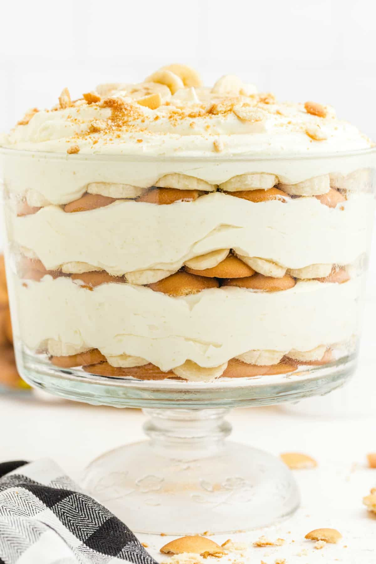 finished Magnolia Bakery Banana Pudding