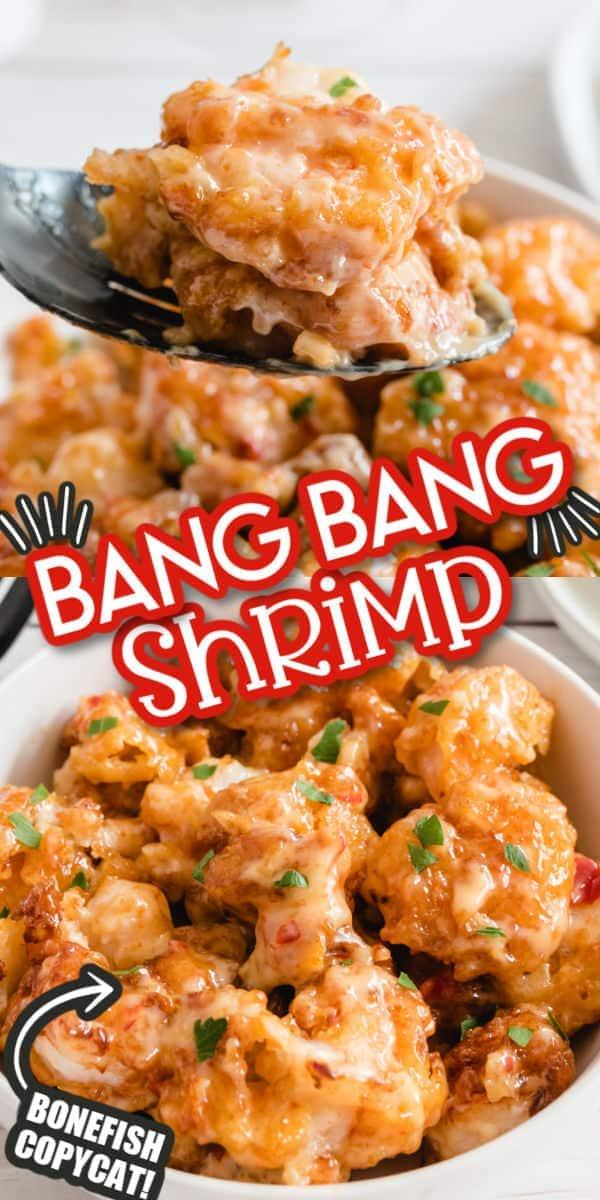 Pinterest - Bang Bang Shrimp