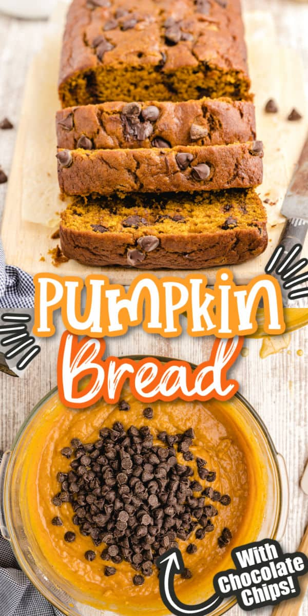 Pinterest - Pumpkin Bread