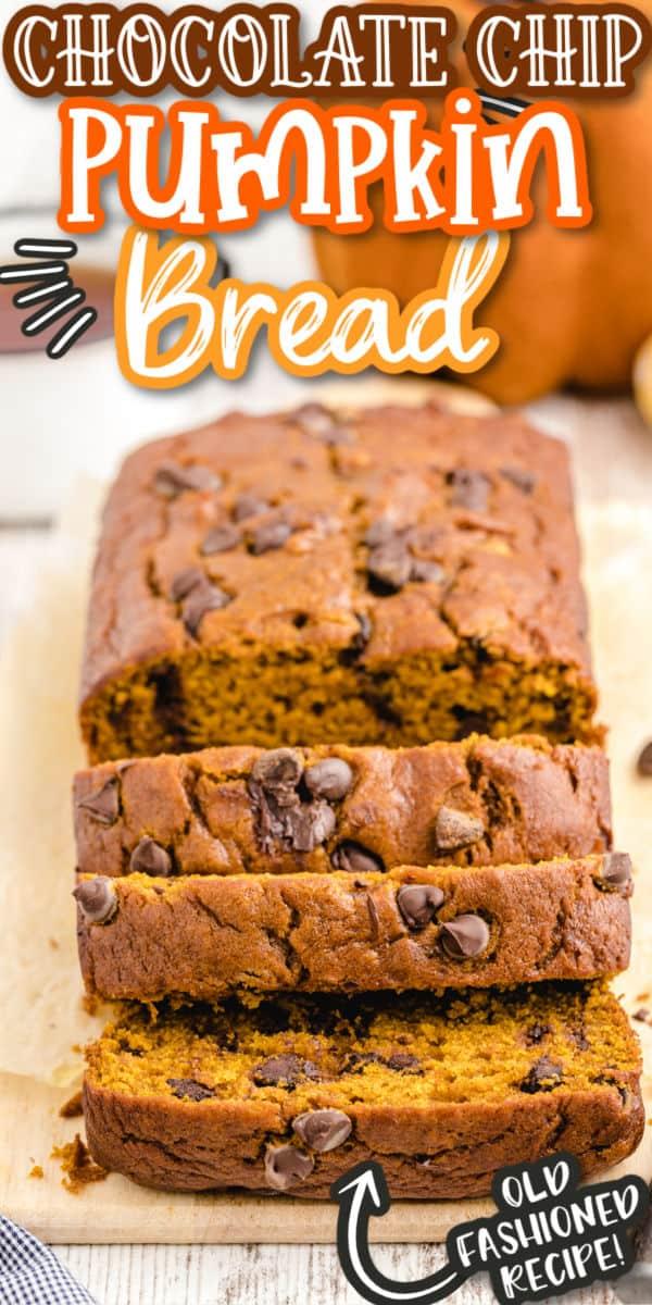 Pinterest - Pumpkin Bread
