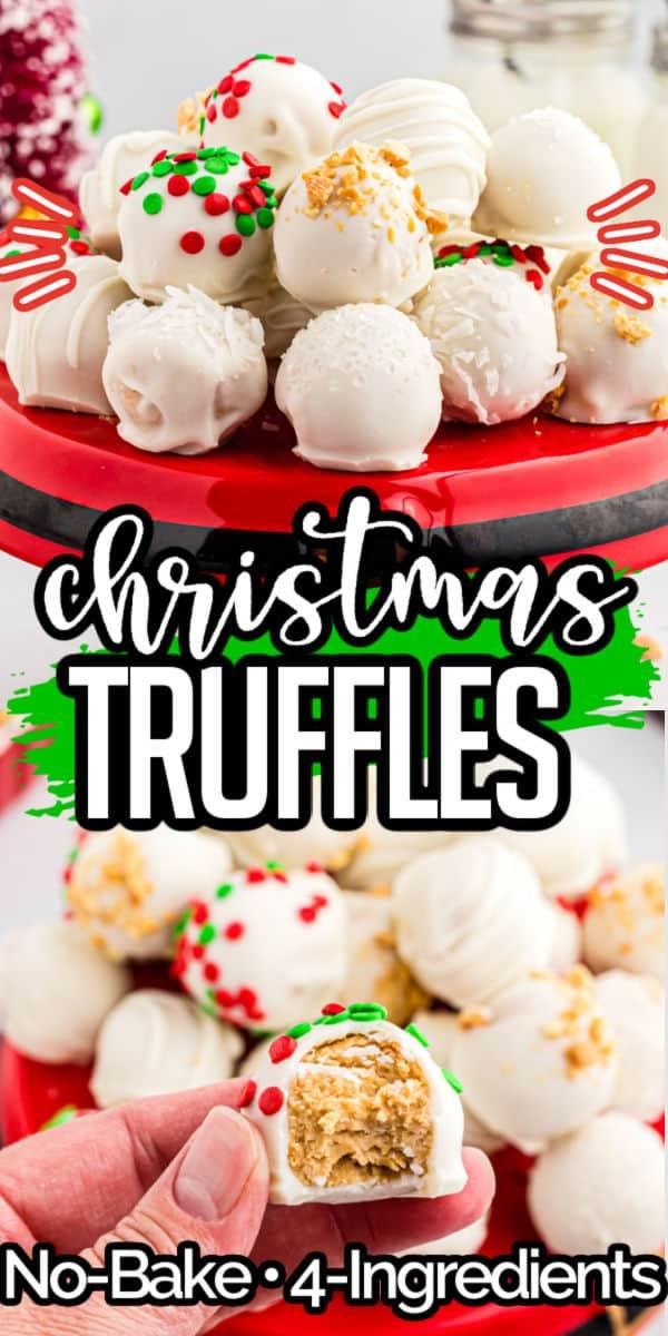 Christmas Truffles Pinterest Image (1)