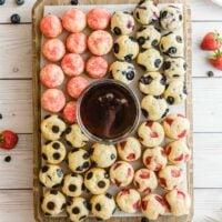 Pancake Muffins square