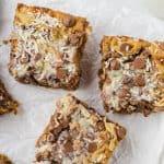 magic cookie bars square