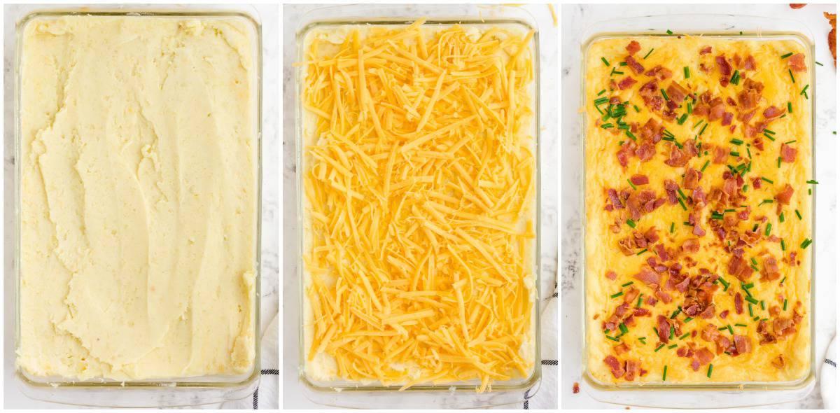 how to make Mashed Potato Casserole