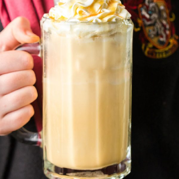 Butterbeer Recipe - Google Web Story Template