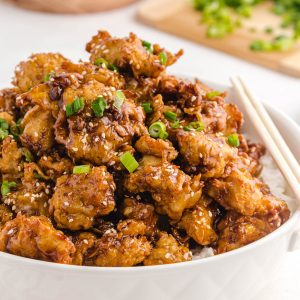sesame chicken featured image
