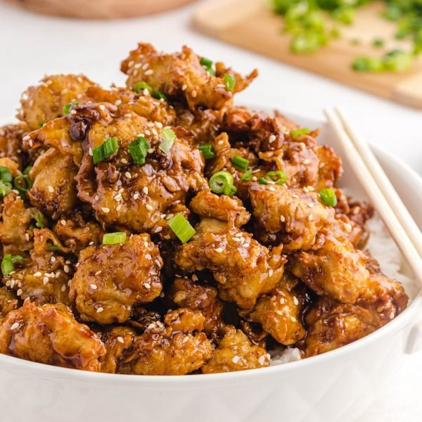 sesame chicken featured image
