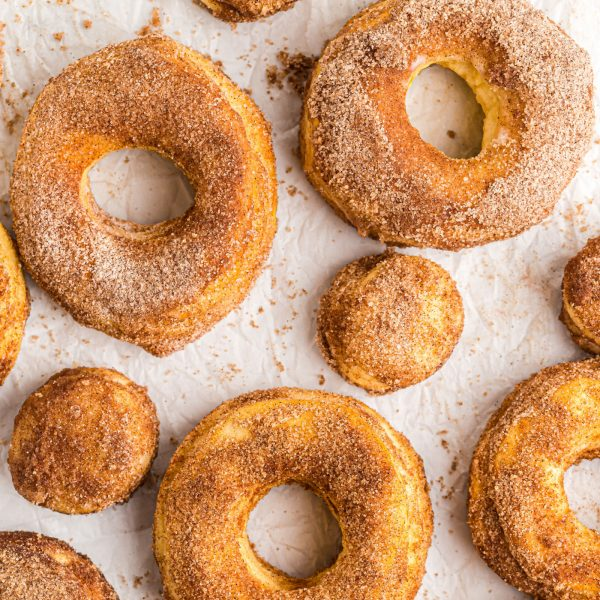 Air Fryer Donuts square