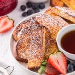 Air Fryer French Toast Sticks square