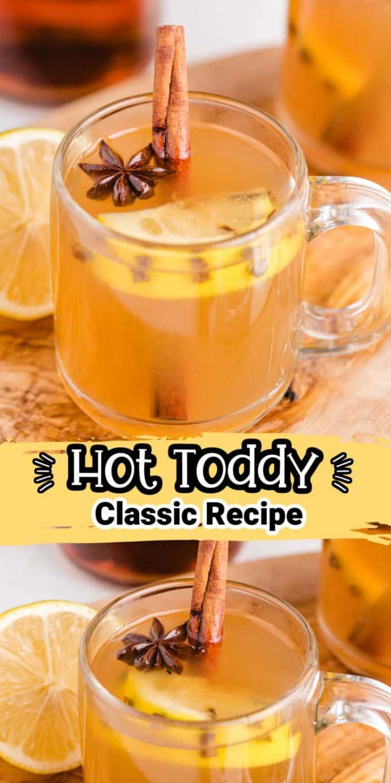 Hot Toddy - Pinterest