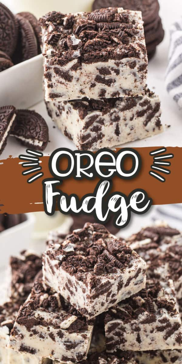 Oreo Fudge Pinterest