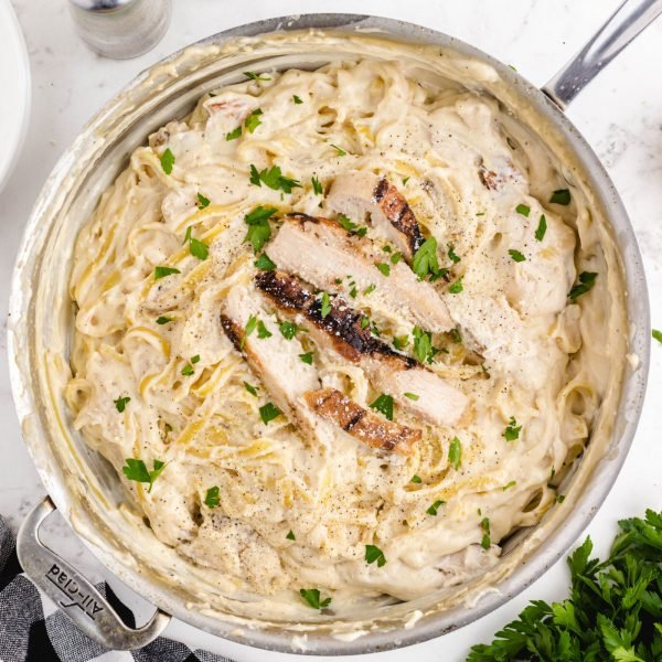 One-Pot Creamy Italian Chicken Pasta featured image