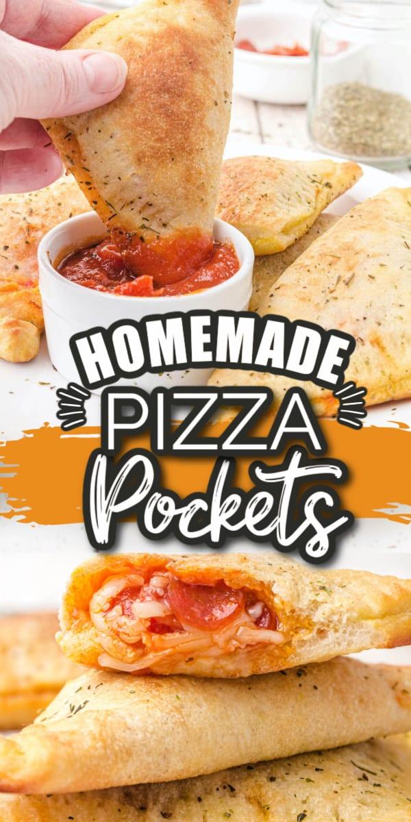 Pizza Pockets Pinterest