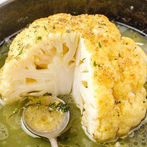 roasted cauliflower featured image
