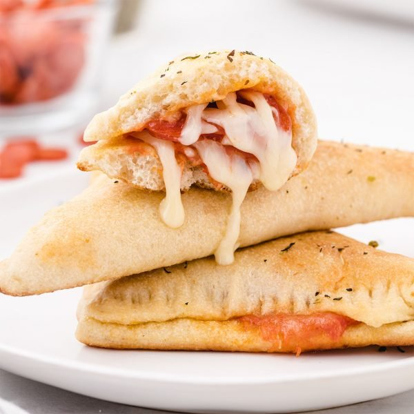 Homemade Pizza Pockets featured image