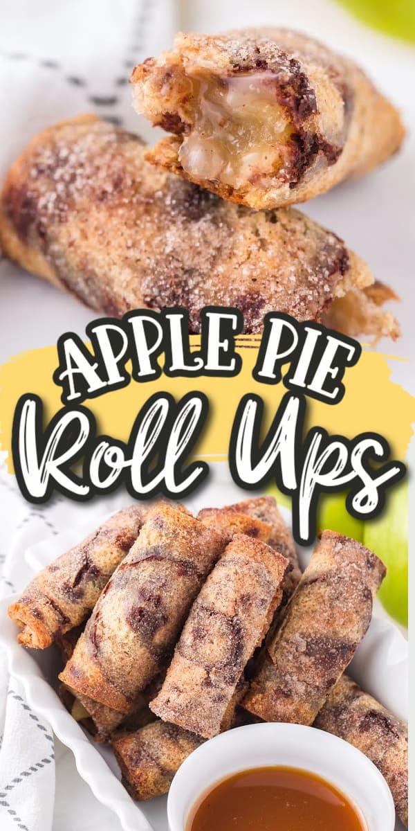 apple pie roll ups pins