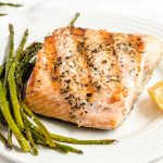 Grilled Salmon feature image