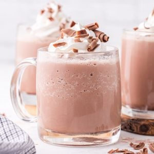 frozen hot chocolate featured image