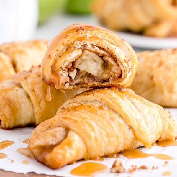 apple pie bites featured image