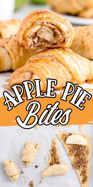 apple pie bites pinterest