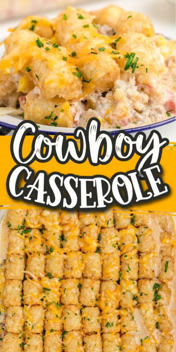 Cowboy Casserole Pinterest