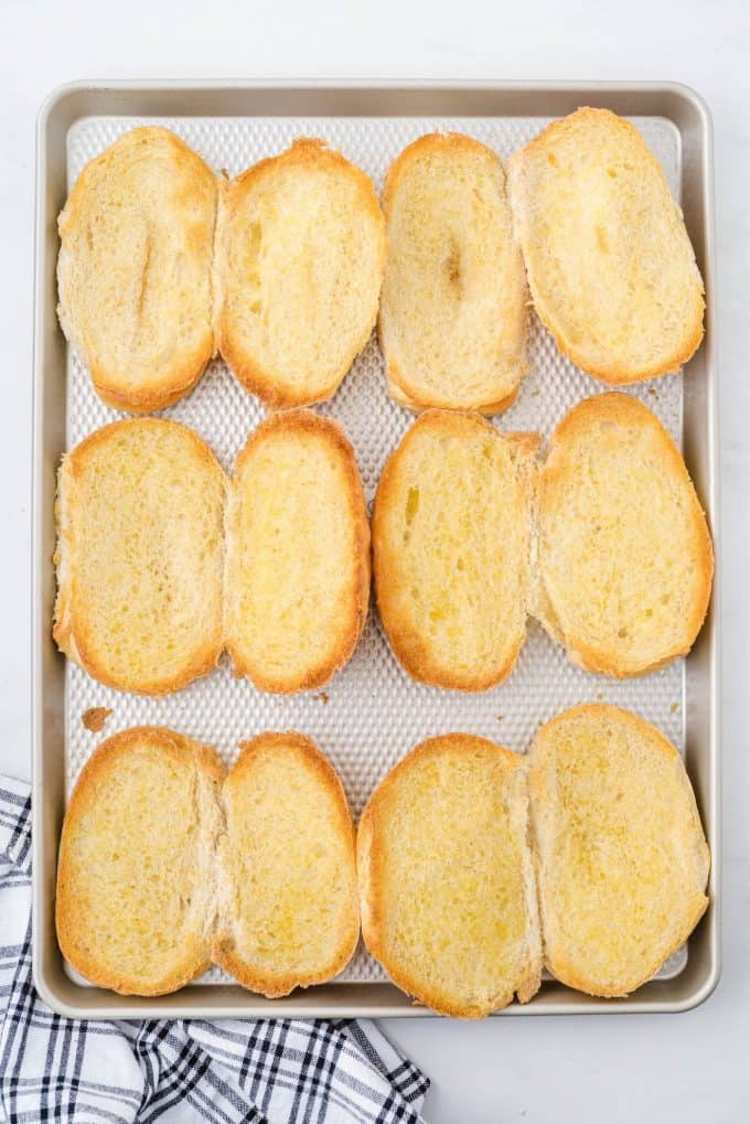 baked hoagie buns
