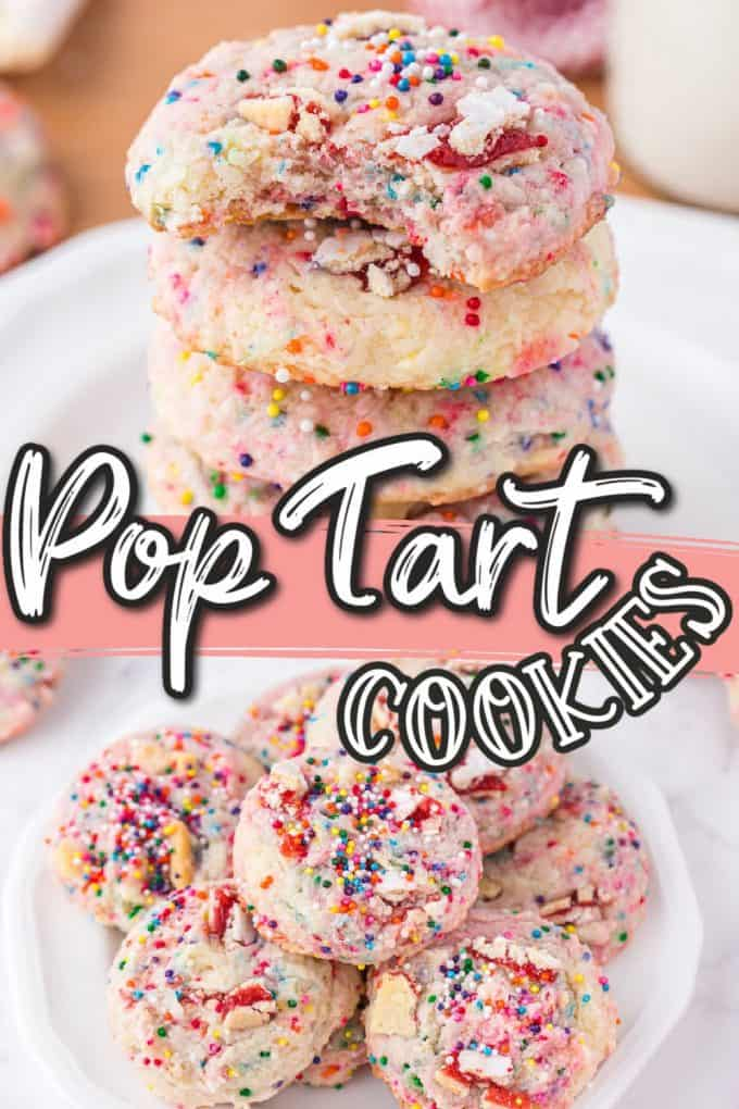 Pop-Tarts Cookies pinterest