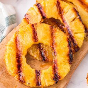 Grilled Pineapple feature image