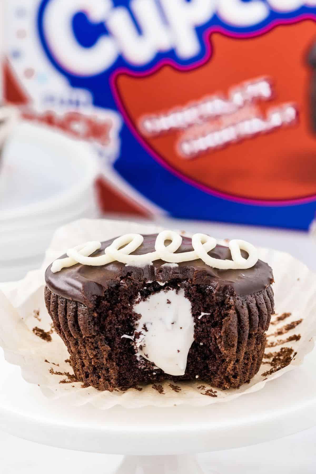 hostess cupcakes hero image
