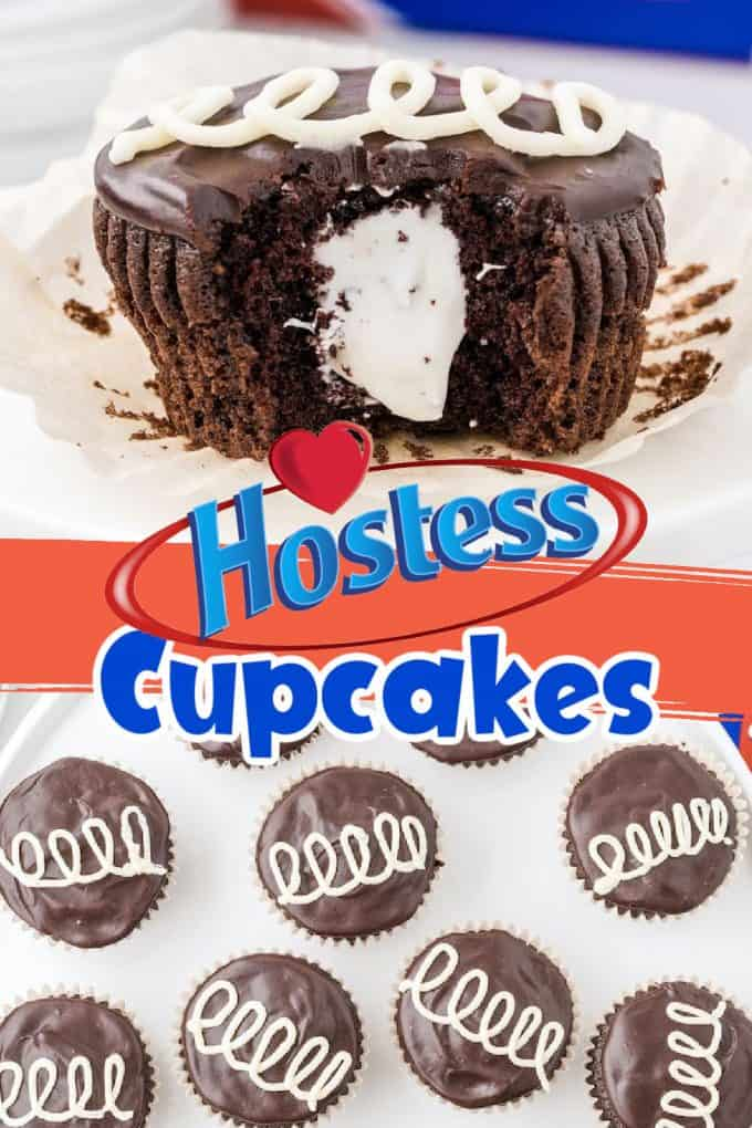 hostess cupcakes Pinterest