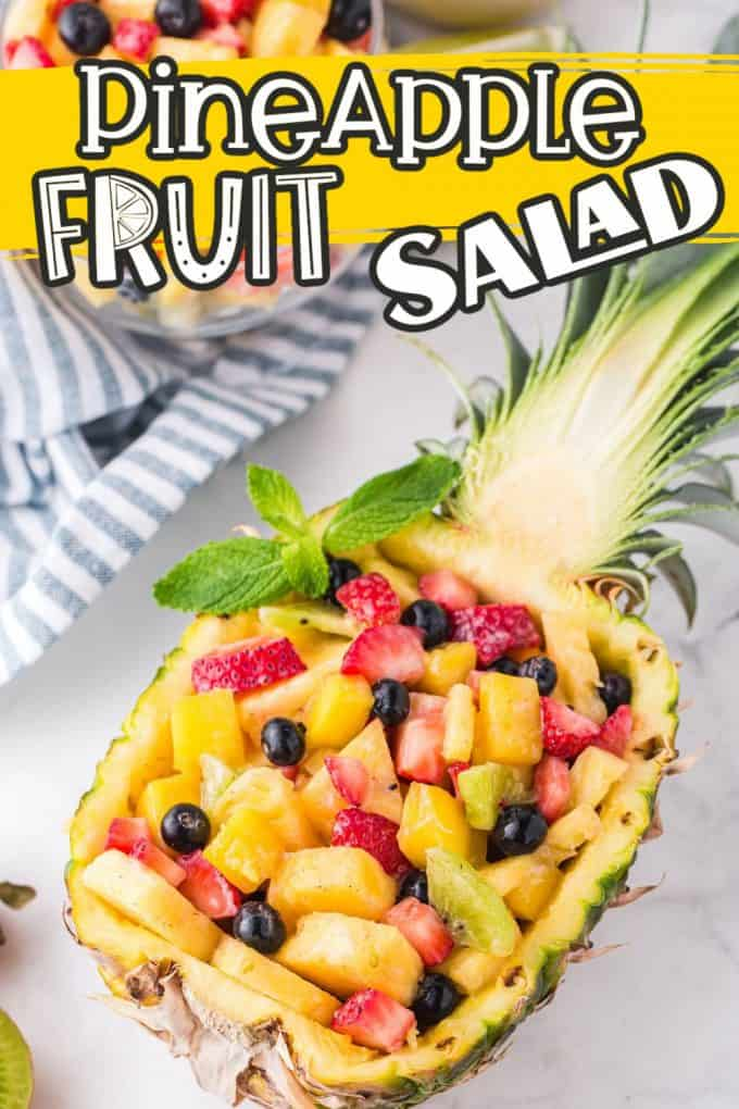 fruit salad pinterest