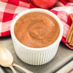 Crockpot Applesauce feature image