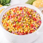 Grilled Corn Salsa feature image