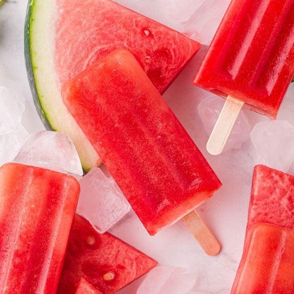 Watermelon Popsicles feature image