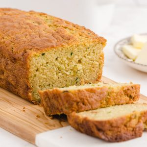 zucchini bread featured image
