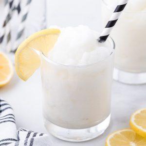 Alcoholic Frozen Lemonade feature image
