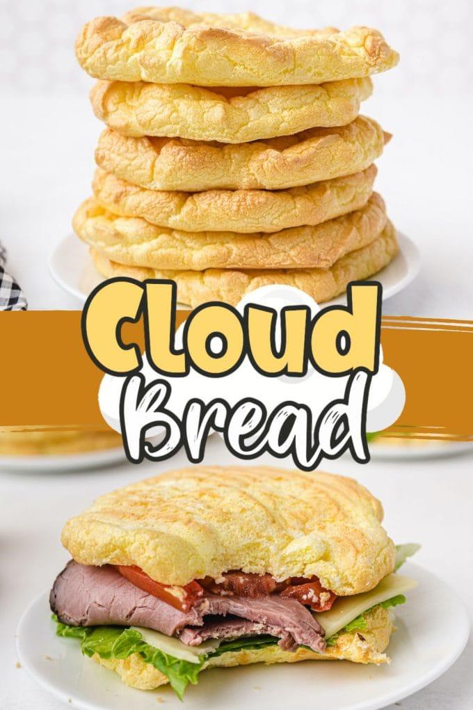 cloud bread pinterest