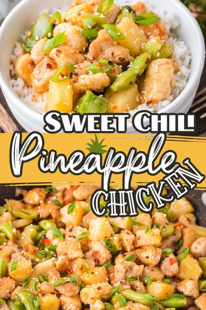 pineapple chicken pinterest