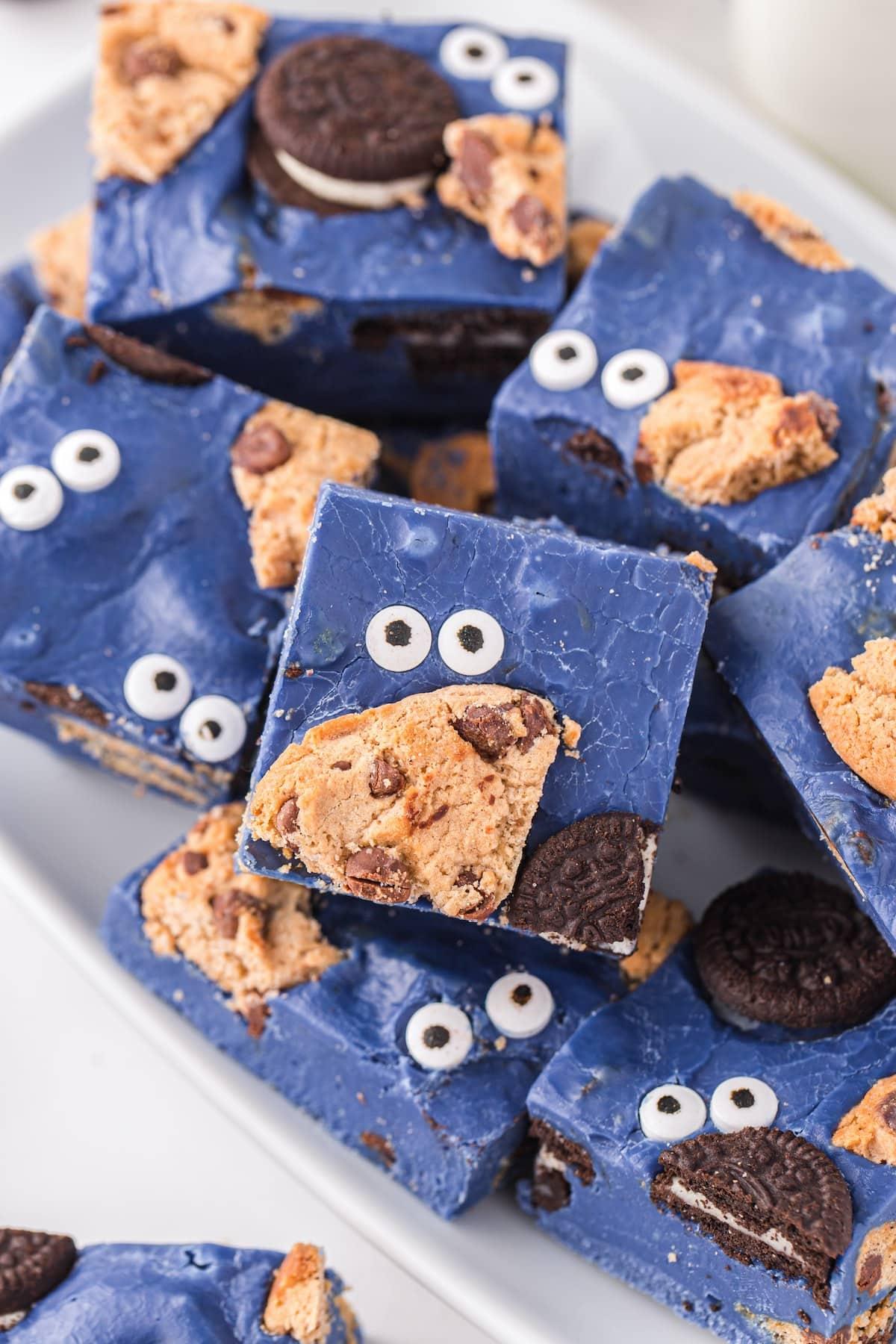 cookie monster fudge hero image