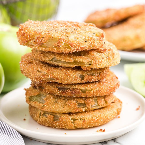 fried green tomatoes featured image
