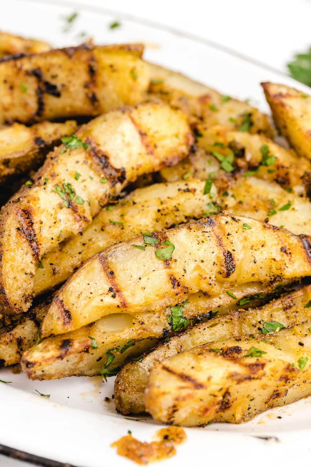 grilled potatoes hero image