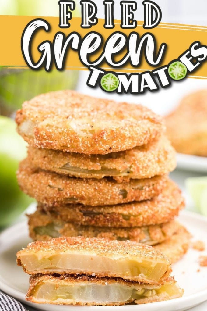 fried green tomatoes pinterest