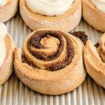 NO Yeast Cinnamon Roll
