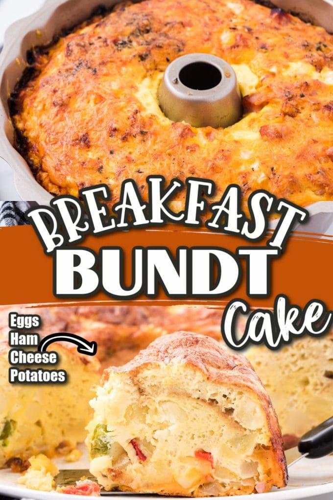 Breakfast bundt cake pinterest