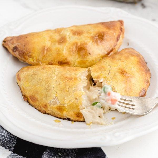 chicken pot pie hand pies featured image