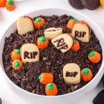 Halloween Graveyard Dip feature image