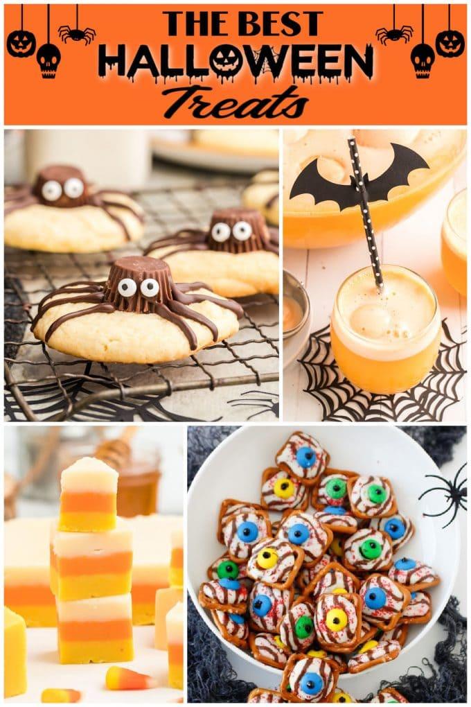 halloween treats pinterest