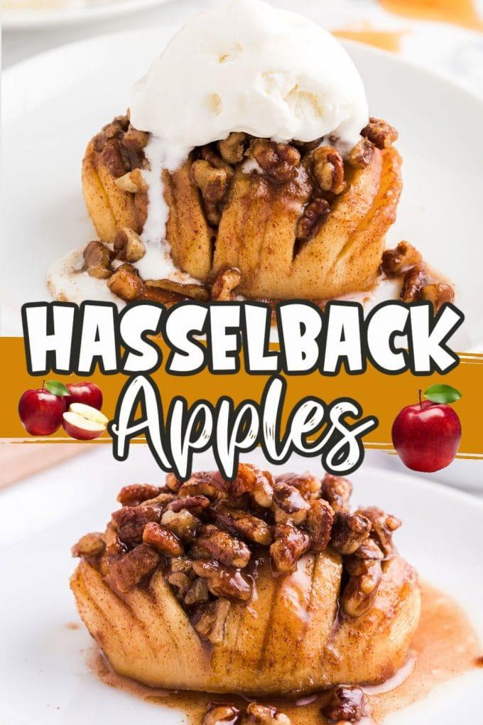 Hasselback Apples Pinterest